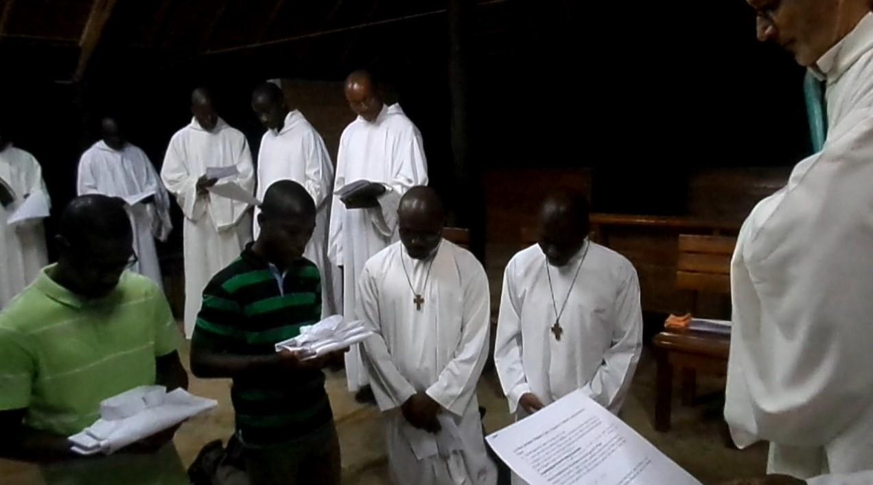 Chronique n° 45 du monastère octobre 2017
