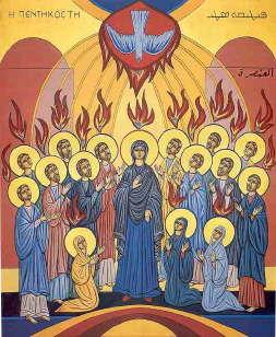 Homélie de Pentecôte (Année A)