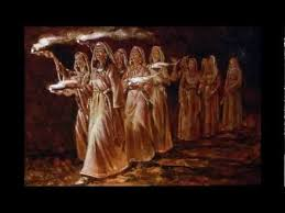 Homélie du 32ème dimanche du Temps Ordinaire Année A