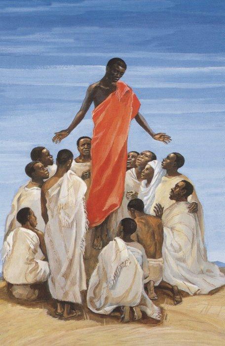 Méditations 6ème Semaine du Temps Pascal - Evangile du jour