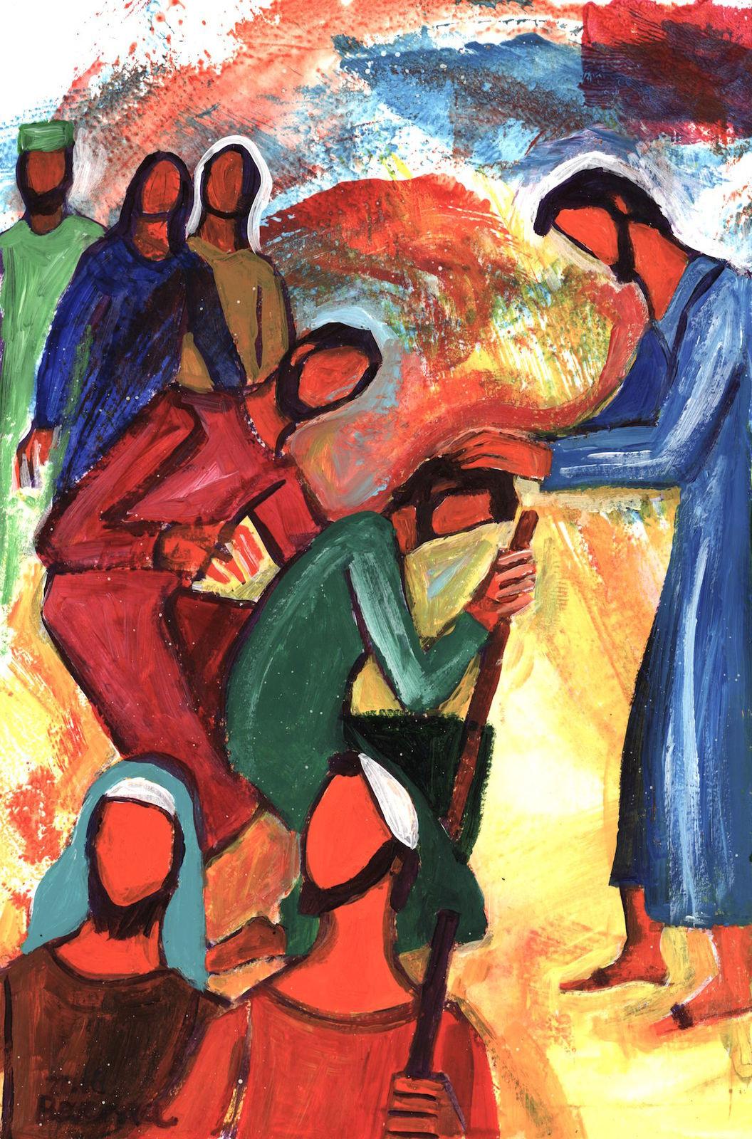 15ème dimanche du Temps Ordinaire (Année B)