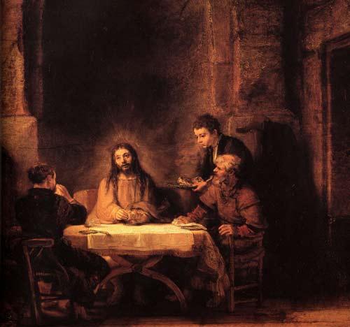 Troisième Semaine de Pâques... Méditation de l'Evangile du jour