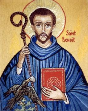 Homélie pour la solennité de saint Benoît (11 juillet)