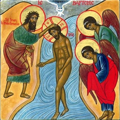 Homélie pour le Baptême du Seigneur (Année C)